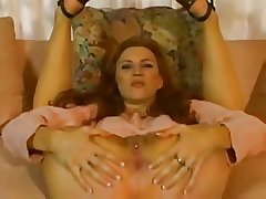 Redhead Milf  desperate for hard blarney give her Irritant