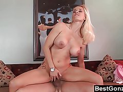 Married MILF Does Porn