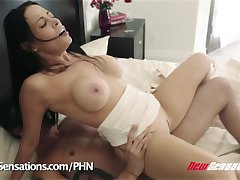 Way-out Sensations - Step-Mom Wants To Enjoyment from Her Descendant Real Wanton