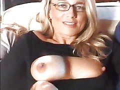 DP For Hairy Italian Milf