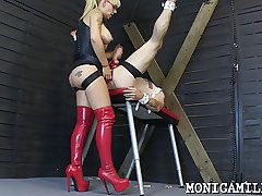 Whipped with the addition of pegged hard by Monicamilf from Norway