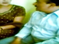 Desi Mallu Aunty and Smoking having sexual congress
