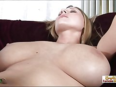 Busty cougar made personally comfortable and gets her revenge o