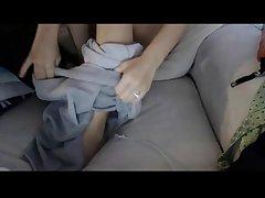 Comely Boobs Girl Webcam Show