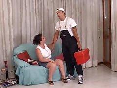 La of age et le plombier
