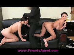 FemaleAgent Shy doll loves anal creampies