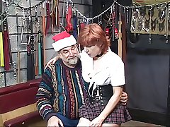 Hot, mature redhead gets their way ass tortured in the prison