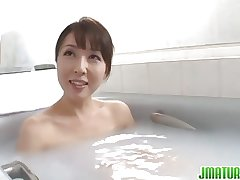 Singular girl opportunity with Asian lady