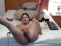 My busty become man riding me - i love those bouncing boobs!