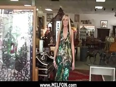 Hot MILF Bang Her Next Right of entry Neigbor 5