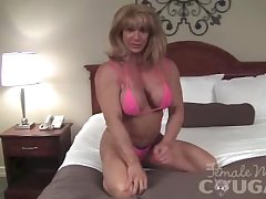 WildKat Mature Muscle Turn
