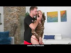Hot Shaved Mom Craves Attention 12