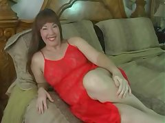 Mommy Afton - Masturbating Down Mommy