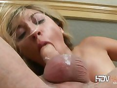 Materfamilias Mature Brunette Lesbian seduces her lover
