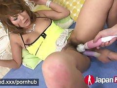 JAPAN HD Asian milf likes adjacent to cum