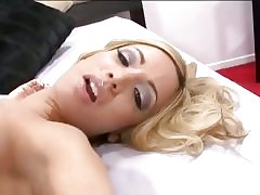 Payton Leigh sucks exposed to a black weasel words as son watches