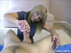 Blonde Milf Likes Weighty Cocks