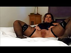 Curvy milf spanked increased by creampied