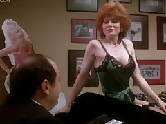 Anita Morris is a sexy redhead milf