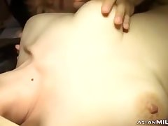 Mature Woman Fucked By Young Man For ages c in depth Husband Sleeping Upon The Dark Room