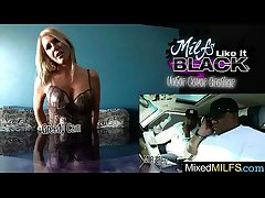 Mixt Dealings Tape With Black Huge Dick Impetus By Horny Milf (ashley winters) video-07