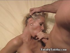 Totally Tabitha BJ Tittyfuck Blowjob added to Facial