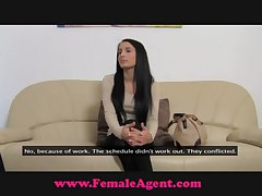 FemaleAgent Gymnast flexible lady-love
