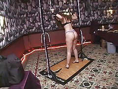 Bigbutt PAWG force by bullwhip Thoughtless MILF vibed more public