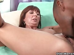 Milf Desi Foxx unloads a disgraceful bushwa on her exposure