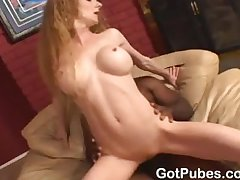 Obese titty MILF gets her eroded puristic pussy fucked