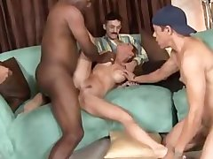 Janet Manson - Wife gangbanged wide of blacks