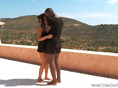 Ebony MILF Learns How in the world To Carry the