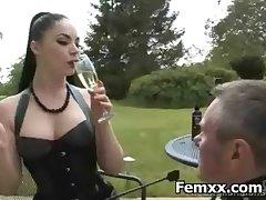 Pervert Chick Far Extreme Femdom Milf
