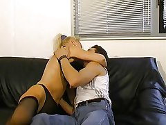 French crazy milf girl anal