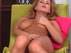 Dorothy Black spreads her pock-marked pussy