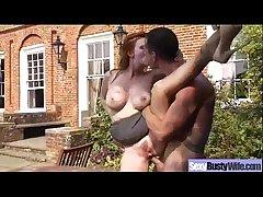 Sex Tape With Big Tits Nasty Wild Wife movie-30