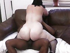 hot matured ass take huge bbc