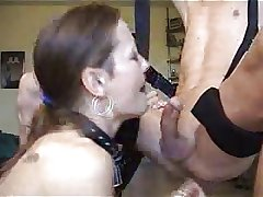 Adult Deepthroating and Swallowing