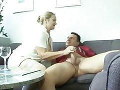 German chubby mature Bea Dumas