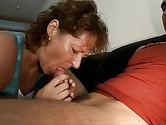 Mature skirt and young impoverish - 23