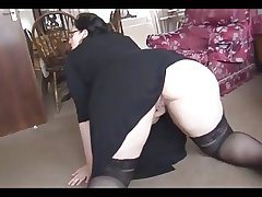 Hot BBW Full-grown hot ass and pussy