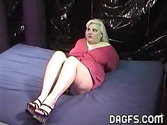 A handful of dicks inner your fat dam