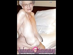 ILoveGranny Old woman,lady together with full-grown showing her naked setting up