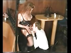 Sort out coition in several nice German mature women in stockings