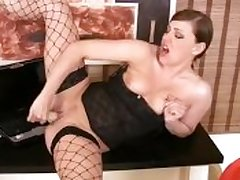 Hot milf intense orgasm