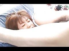 Morose Japanese mature woman.No.14