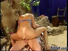 Tara gets a cumshot