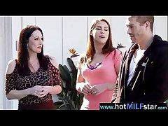 (rayveness) Mature Slut Lady Ride Monster Dick video-25