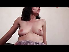 FRENCH Full-grown 13 unlit anal mom mature milf troika