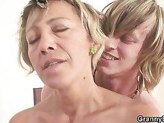 Very hot matured lady fucked hard
